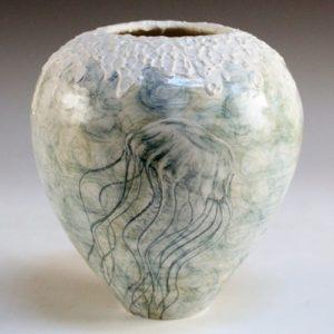 Jellyfish Vase